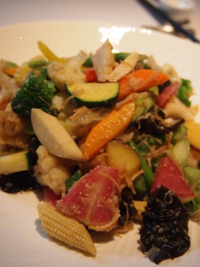 野菜炒め(劉安)