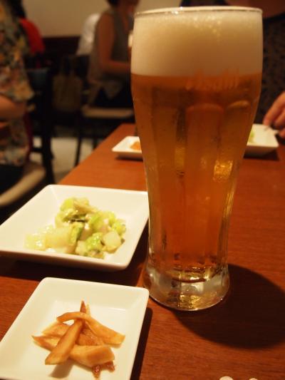 ビール(同源樓)