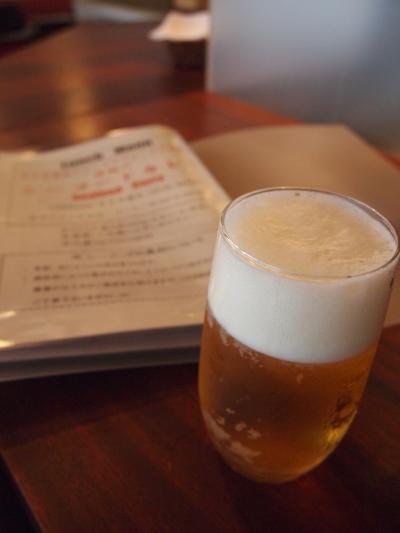 ビール(寿シーフード)