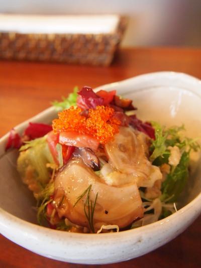 サラダ(寿シーフード)