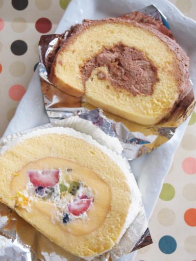 シフォンロールケーキ(多根果実店)