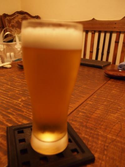 ビール(かりべ)