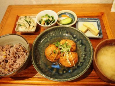 ご飯定食(四歩)