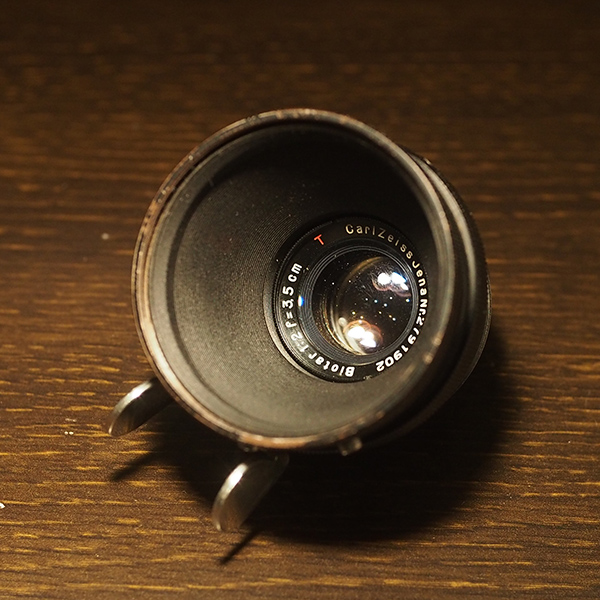 Carl Zeiss Biotar 3.5cm f2