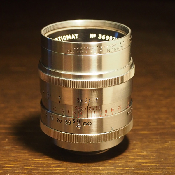 Cooke Panchrotal 2.8inch f2.3