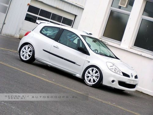 Clio RS Cup Car1