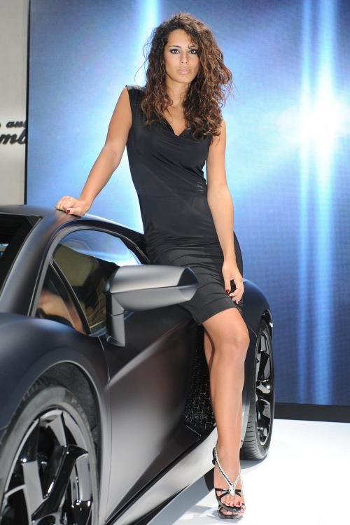 2011 Frankfurt Motor Show Babes3