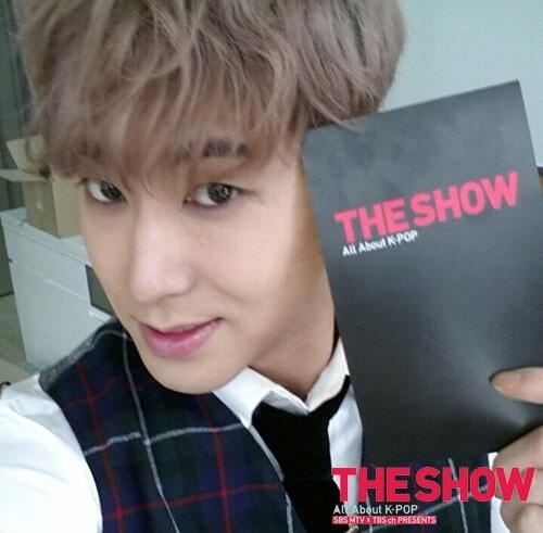 14.03.06 The Show ユノ