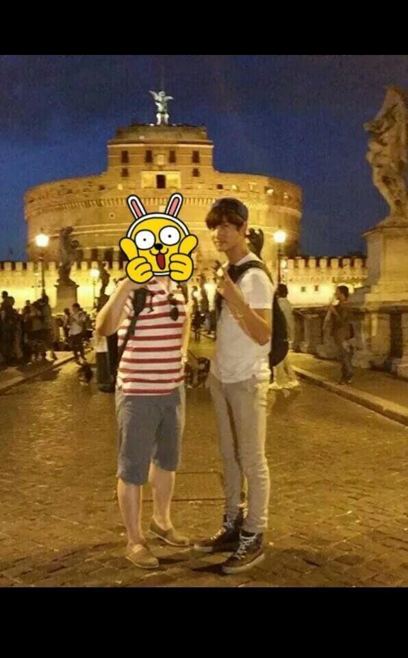 140917チャミ ローマ