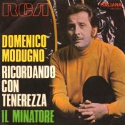 Domenico Modugno (1969 PM-3502)
