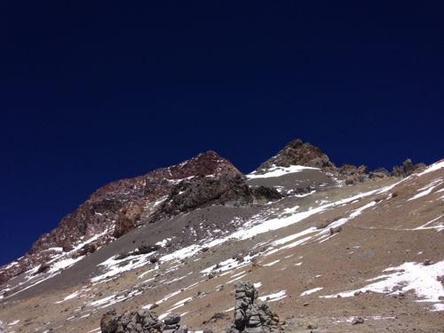 3コレラからの山頂