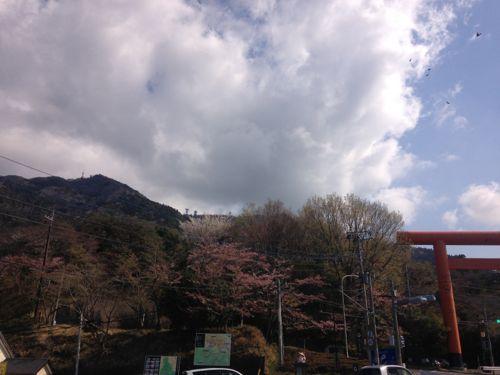 1またまたの筑波山