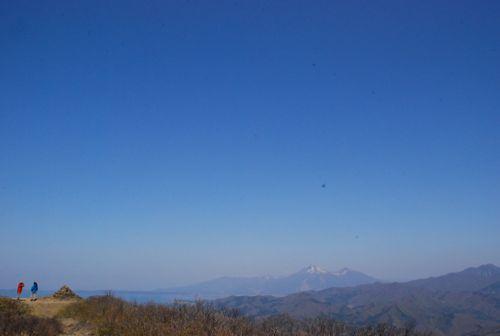 7磐梯山と猪苗代湖