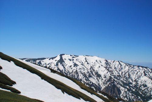 10大日岳