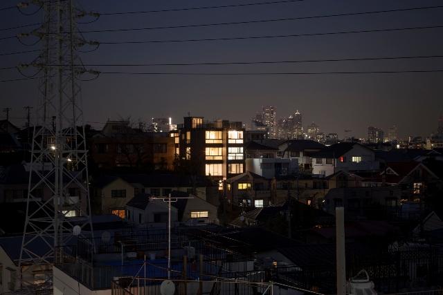 コーポラティブハウス下北沢外観写真2