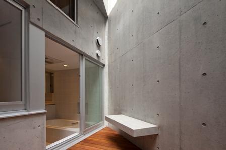 コーポラティブハウス:地下お風呂2
