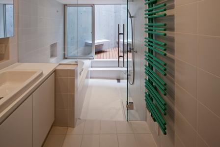 コーポラティブハウス:地下お風呂1