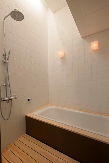 コーポラティブハウス:在来風呂1