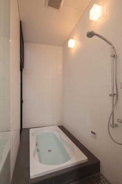 コーポラティブハウス:在来風呂2