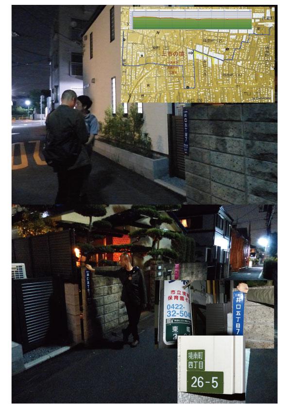 小金井武蔵野三鷹夜散歩140614cola