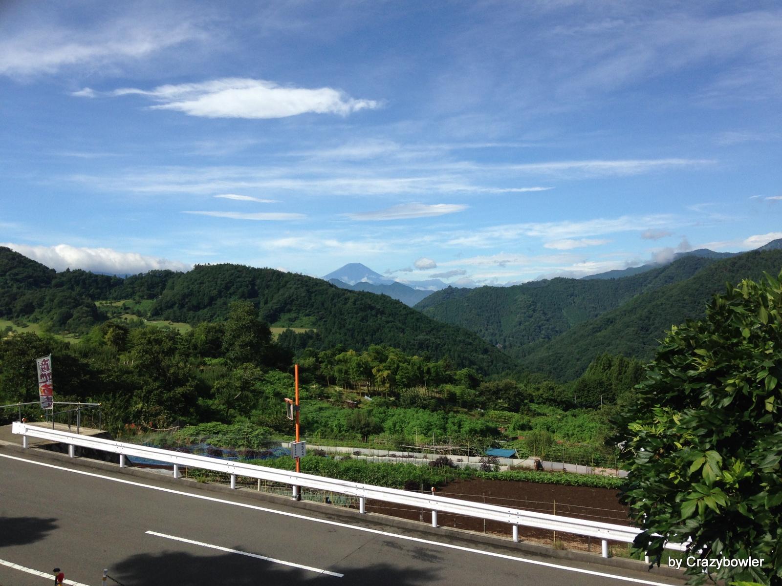 新屋原(にいやっぱら)と富士