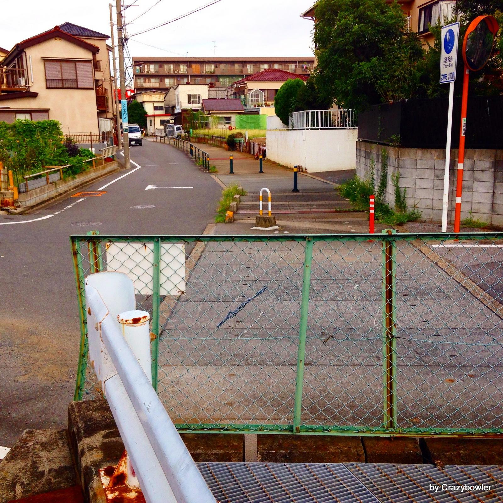 朝の暗渠散歩【埼玉県新座市】