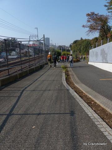 恋ヶ窪地区(国分寺市)