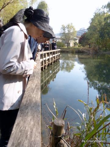 姿見の池(東京都国分寺市)