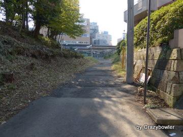 東京 西国分寺の古道?