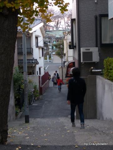 妙義神社へ(豊島区)