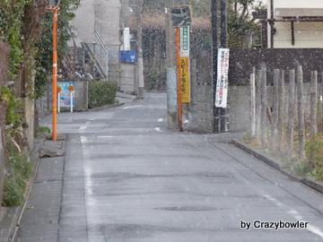お鷹の道(国分寺市)