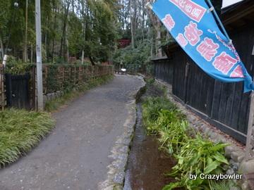 お鷹の道遊歩道(国分寺市)