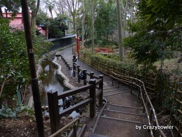雑木林の道と真姿の池湧水群(国分寺市)