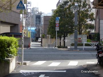 渋谷川千駄ヶ谷・代々木支流