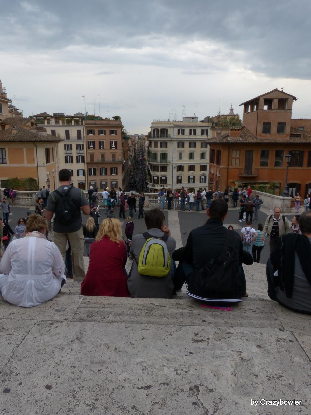スペイン広場(Piazza di Spagna)【ローマフィールドワーク】