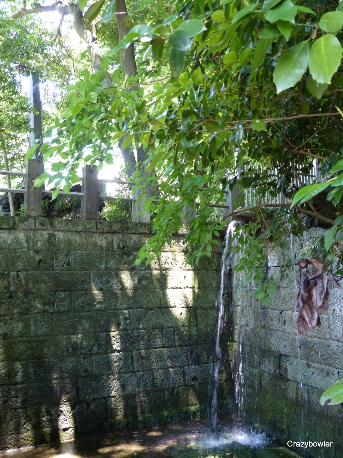 深大寺不動の滝