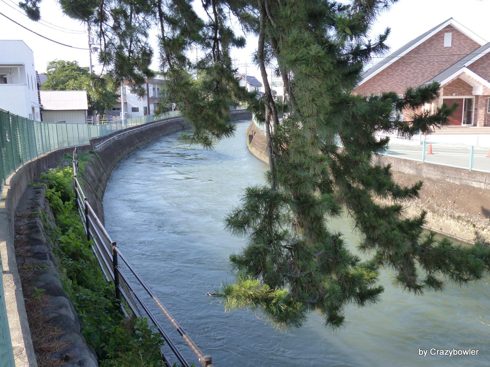 広瀬川(前橋)