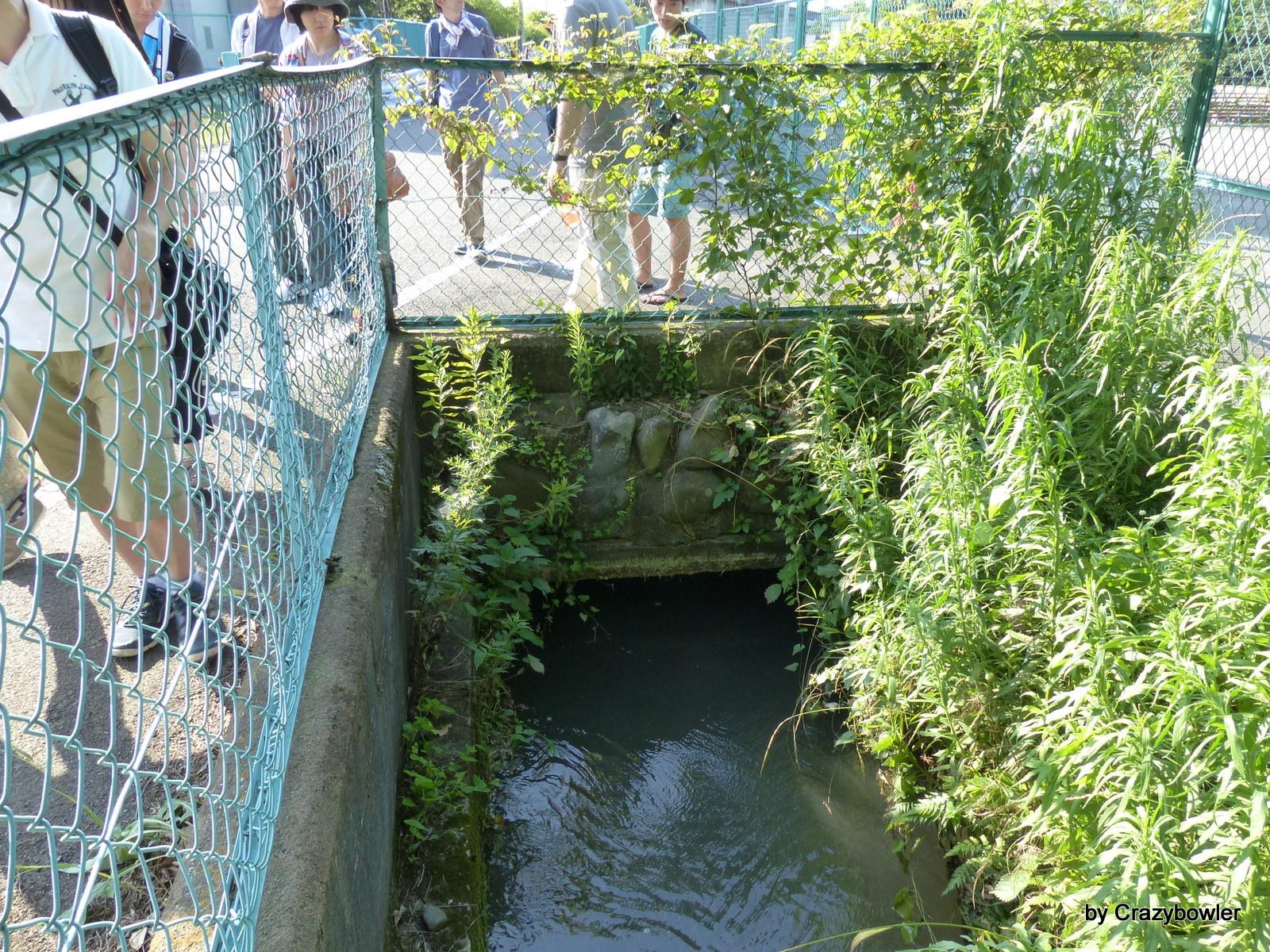 風呂川が再び開渠に(前橋)