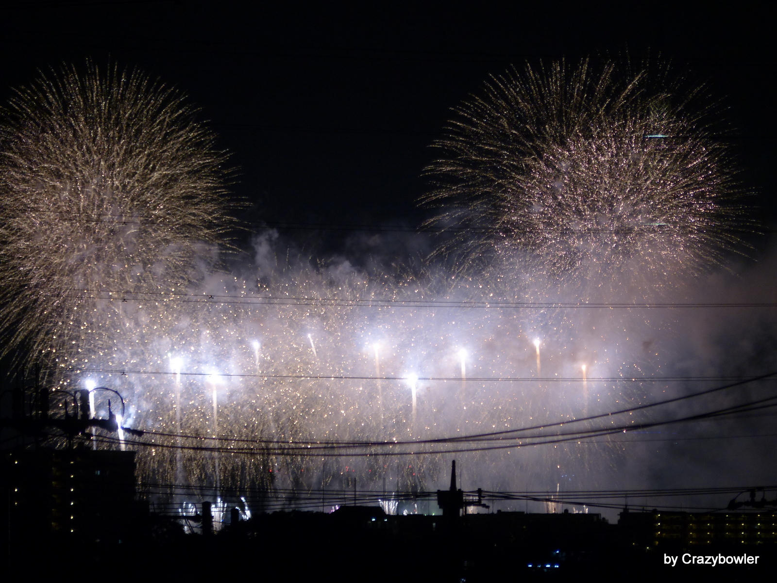 第36回足立の花火(2014年)