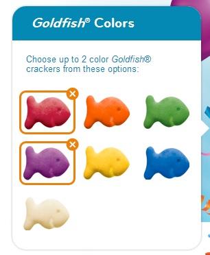 Goldfish may way③