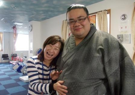 唐津海とスタッフ
