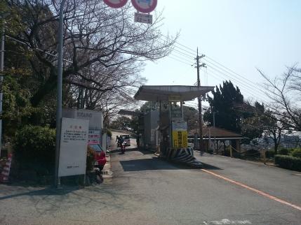 2014/3/23 五月山幹線道路
