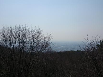 2014/3/23 五月山 山頂