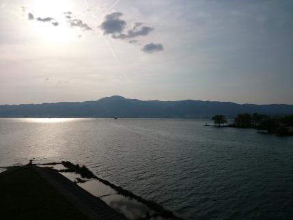 2014/4/24 琵琶湖