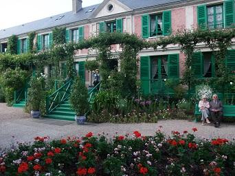 モネの邸宅