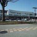 どこ吹く風?!の高崎駅