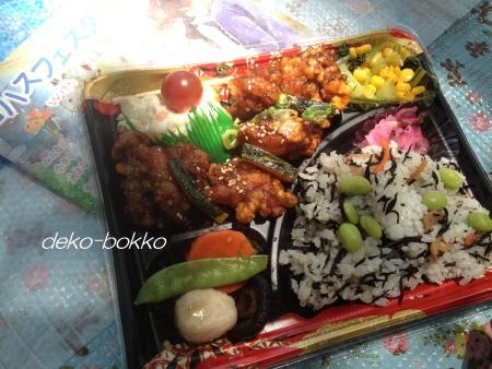 お昼弁当 201405