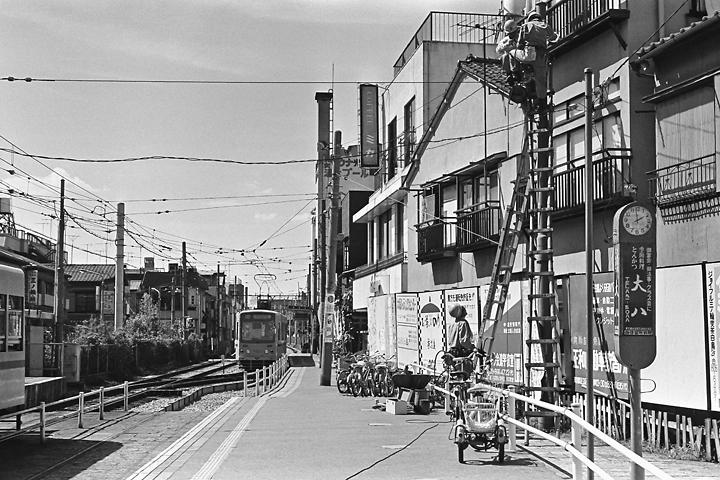 198507都電三ノ輪橋駅_02