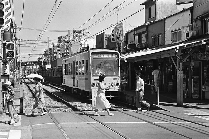 198507都電町屋駅前_01