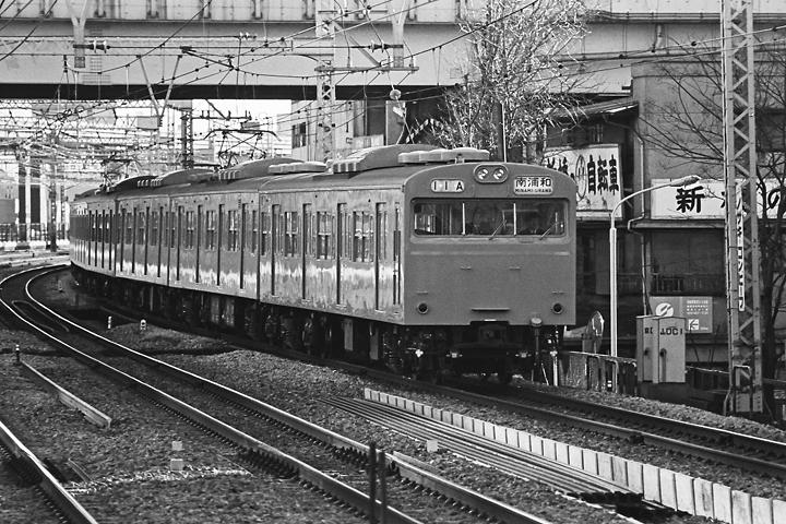 20140826浜松町駅_京浜東北線103系